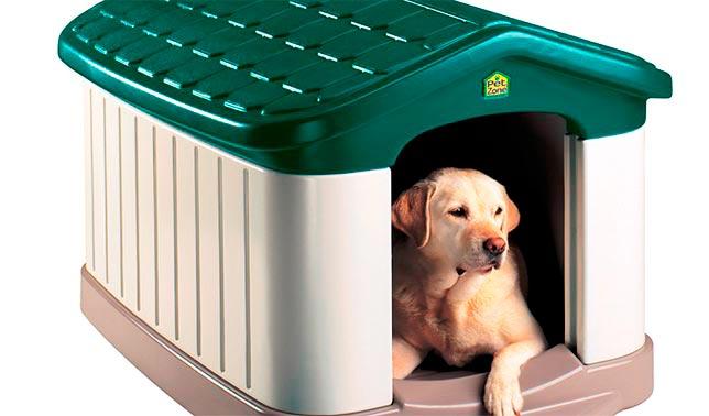 casetas para perros de plastico buena